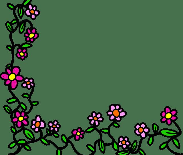 Bunga Doodle Aneh Gambar Vektor Gratis Di Pixabay