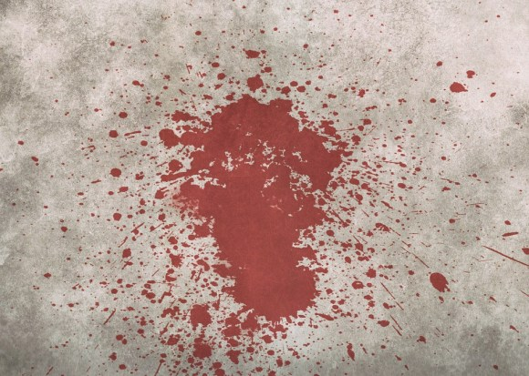 mancha sangre mitch