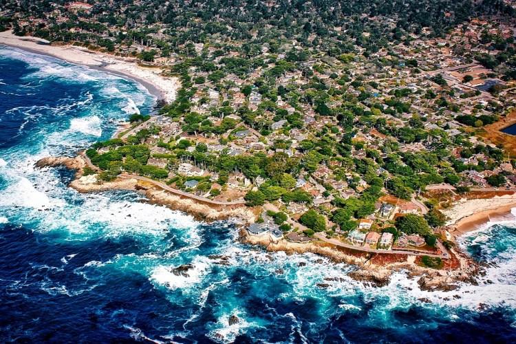 Carmel By The Sea, City, Urban, Houses, Homes, Tourism
