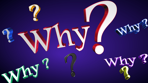 Why, Text, Question, Business, Marketing
