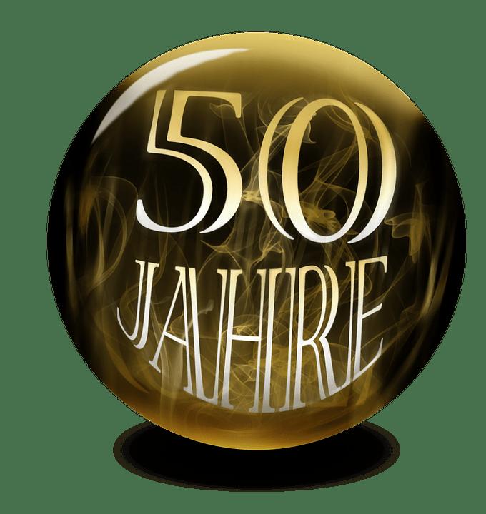 Jubilum 50 Jahre  Kostenloses Bild auf Pixabay