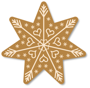 Gingerbread, Ornament, Embellish, Cake, Christmas