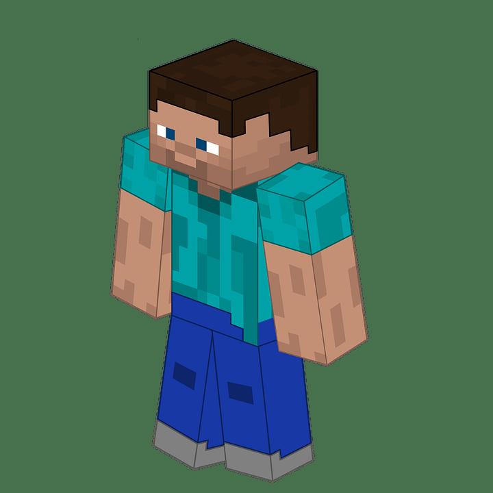 Minecraft Steve Transparent