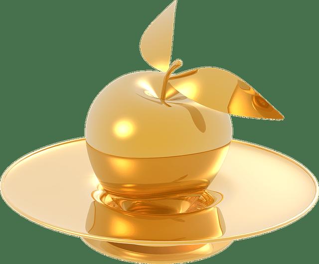 Fall Flower Computer Wallpaper Apple Gold Metal 183 Free Image On Pixabay