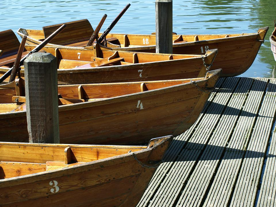 wooden boats wood boat