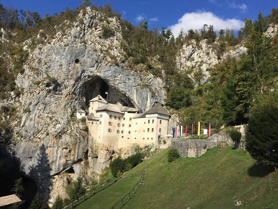 Free Photo Predjama Castle S Slovenia Free Image On