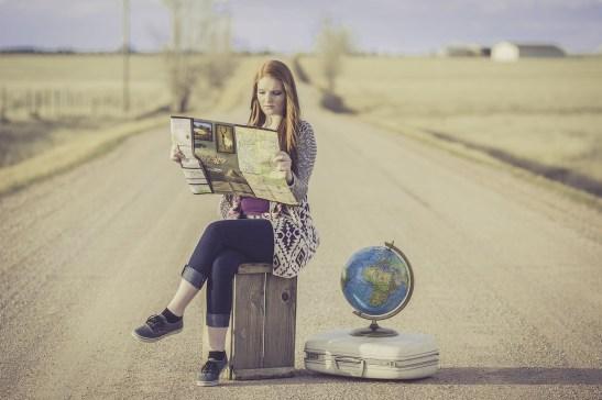 travel journey 2020 select your destination