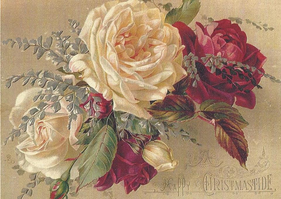 Victorian Christmas Free Image On Pixabay