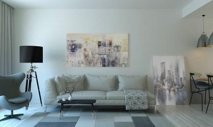 Stue, Interiør Design, Møbler, Lampe, Sofa, Interiør