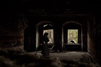 破滅, 城, ゴースト, 奇妙な, 気味の悪い, 精神, 修道士, プレストレストコンクリート, ゴースト城