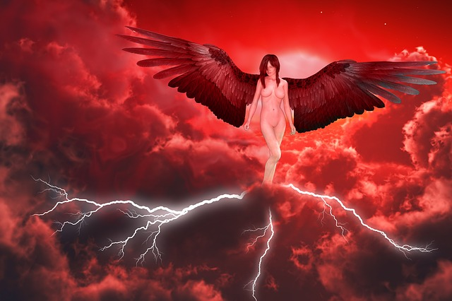 Mountain View Wallpaper Hd Angel Heaven Spiritual 183 Free Image On Pixabay