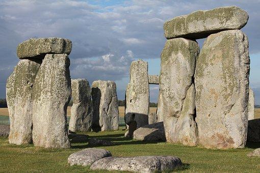 Ancient, Art, Cemetery, England