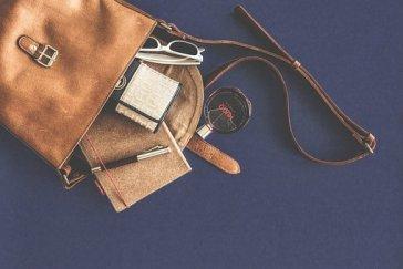 バッグ, ブランド, ビジネス, 地図, コンテンツ, ファッション