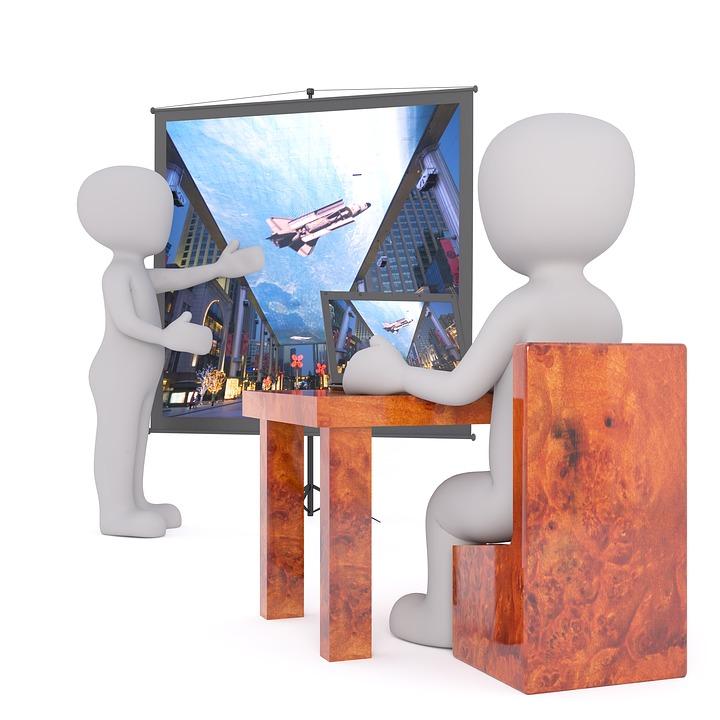 Weie Mnnchen 3D Model  Kostenloses Bild auf Pixabay