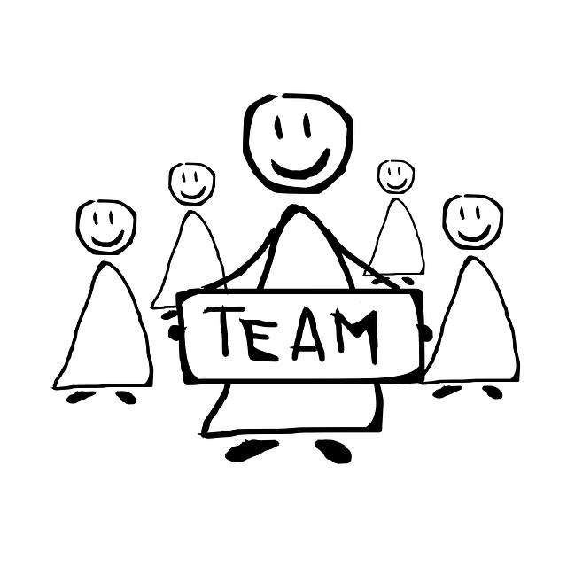 Team Group People · Free image on Pixabay