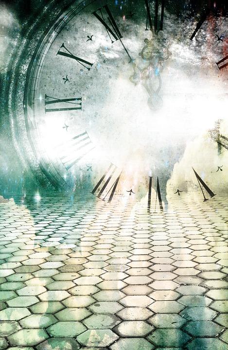 Time Surreal Clock  Free image on Pixabay