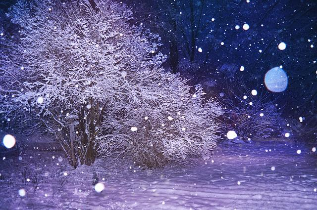 Fortnite Wallpaper Falling From The Sky Snow Night December 183 Free Photo On Pixabay