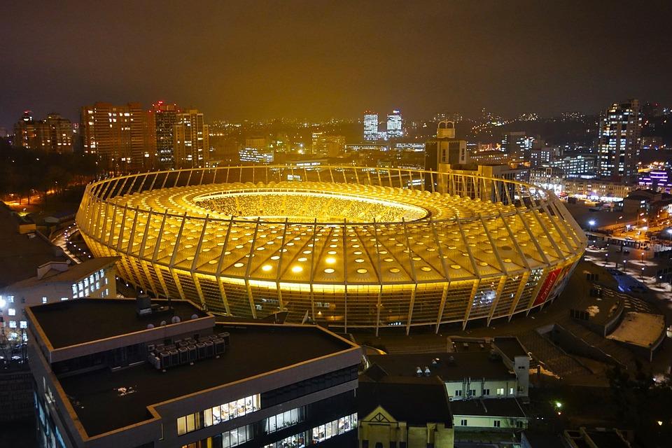 Nsk Car Wallpaper Hd Kiev Olympic Stadium 183 Free Photo On Pixabay