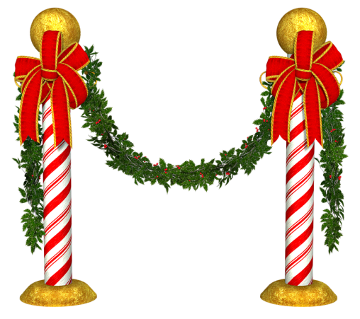 Christmas Vocabulary: Garland, Learn English With Africa, December 2016
