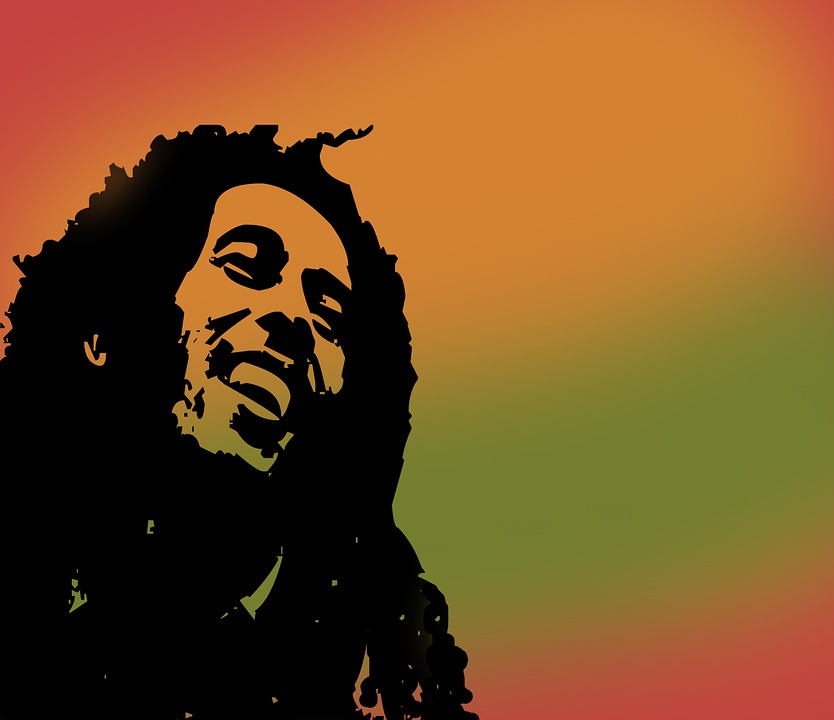 Jamaica Wallpaper Quotes Bob Marley Singer Famous 183 Free Image On Pixabay