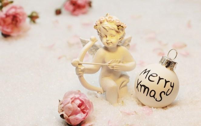 Anjo Do Amor, Anjo, Amor, Feliz Natal, Figura, Simbolismo