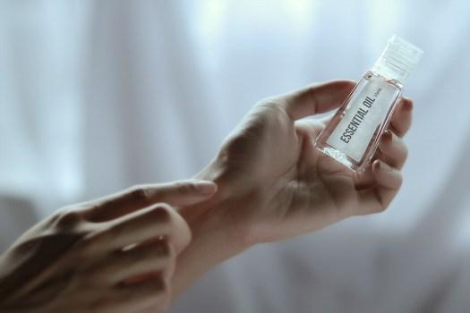 Essenziale, Olio, Aromaterapia, A Base Di Erbe, Spa