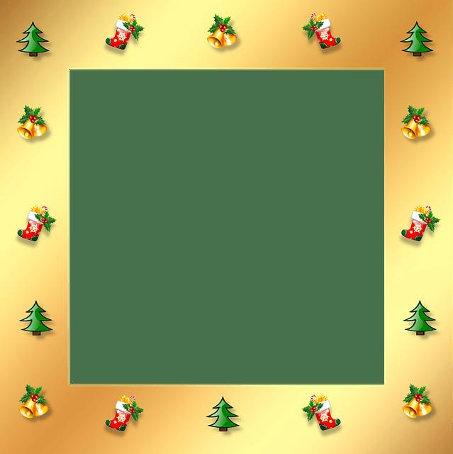 And Borders Eve Christmas Frames