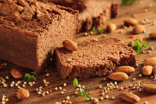 No-Gluten Bread, Gluten Free, Bread