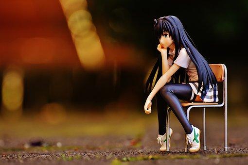 1 000 Gambar Anime Gadis Gratis Pixabay