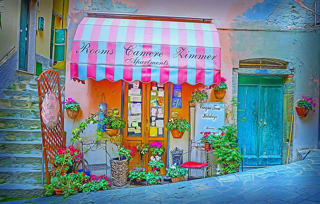 Italian Painting Street  Free image on Pixabay