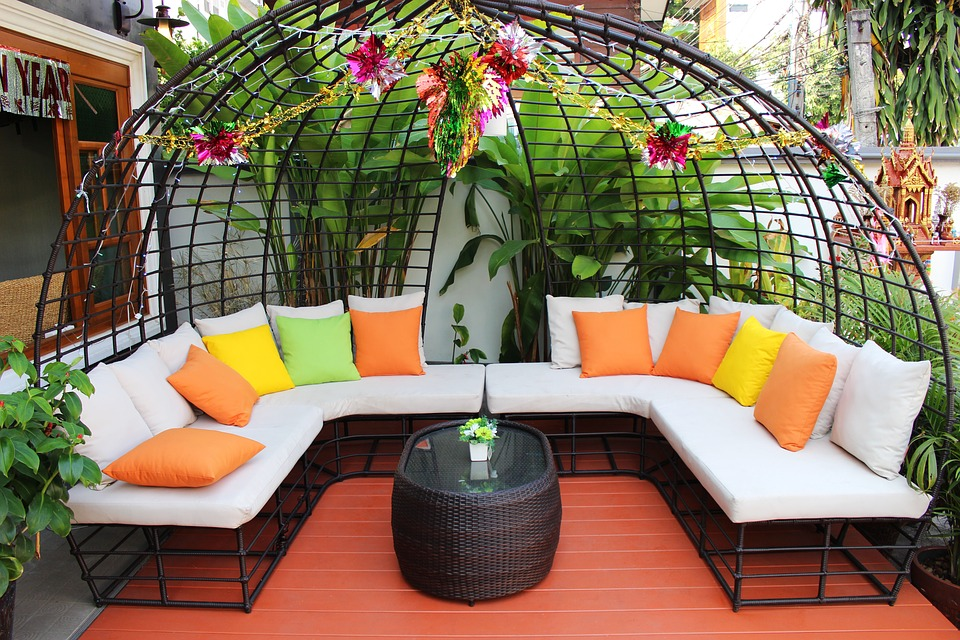 sieges patio meubles en plein air accueil maison