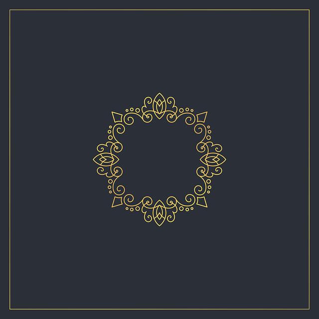 Monogram Vector Logo  Free vector graphic on Pixabay