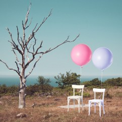Chair With Balloons Golden Power Lift Chairs Balloon Free Photo On Pixabay Two Tree One