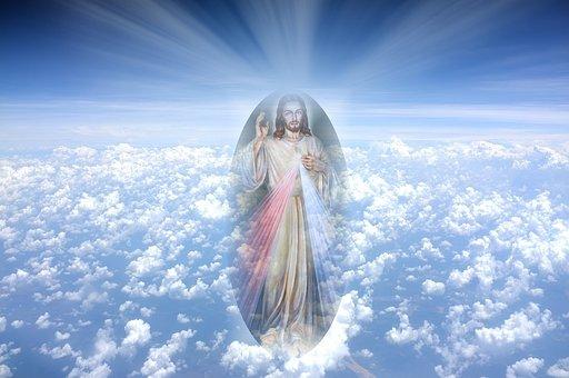 Jesus Christ, Jesus, God, Sky