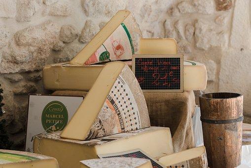 Käse, Emmental, Lebensmittel, Molkerei