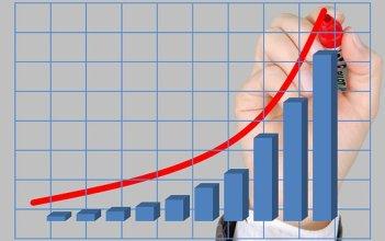 利益, 売り上げ高, ビジネス, 収入, ファイナンス, 成長, 成功, 投資