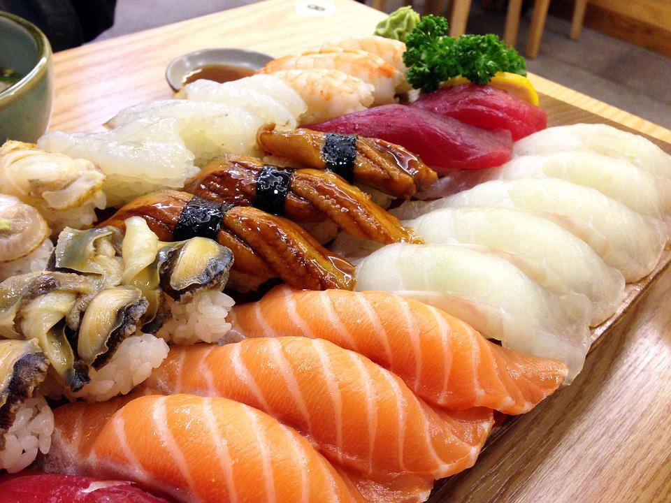 japanese table and chairs cheap patio free photo: sushi, japanese, salmon, eels, time - image on pixabay 1958247