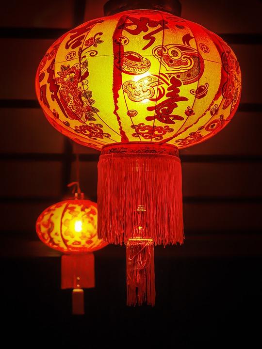 Free photo Chinese New Year Lantern Night  Free Image
