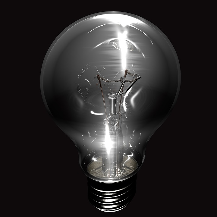 Blue Fall Wallpaper Light Bulb Energy 183 Free Photo On Pixabay