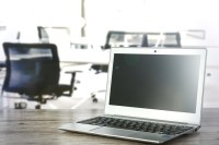 Free photo: Laptop In The Office, Work Desk - Free Image ...