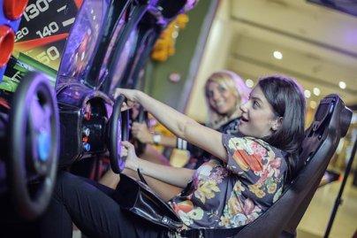Girls, Game Automat, Drive, Simulator