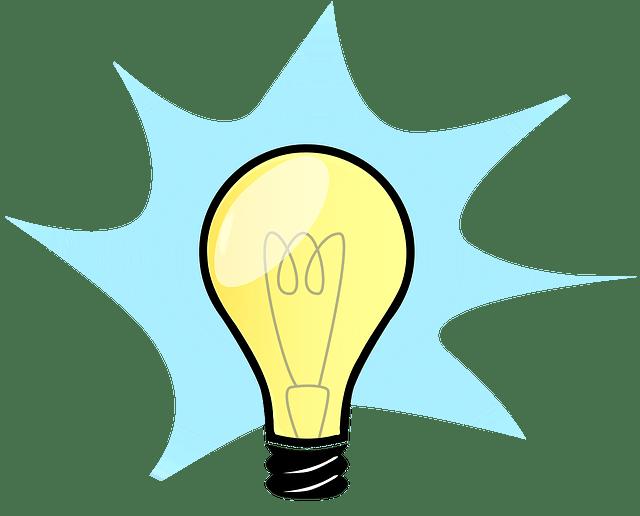 La Bombilla De Luz  Grficos vectoriales gratis en Pixabay