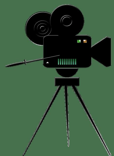 Camera Movie Logo  Free image on Pixabay