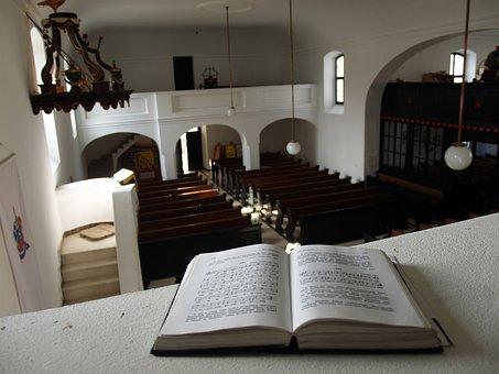Kopács, Reformierte Kirche, Orgel