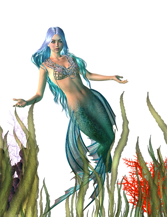 Mermaid Myth Girl Free Image On Pixabay