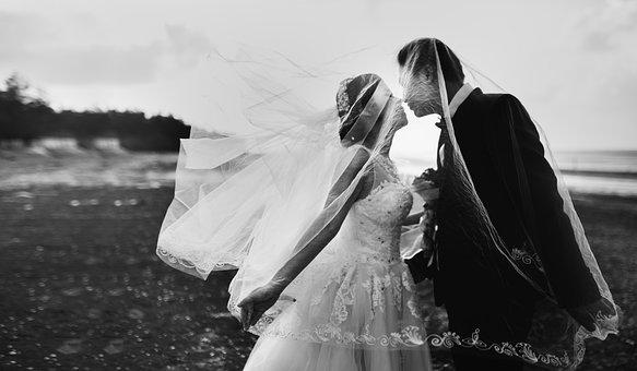 Ślub, Panna Młoda, Bridegroom, Miłość