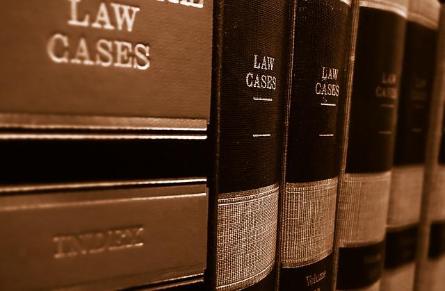 Law Books Legal Free Photo On Pixabay