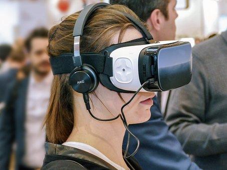 Vr, Glasses, Oculus, Virtual, Reality