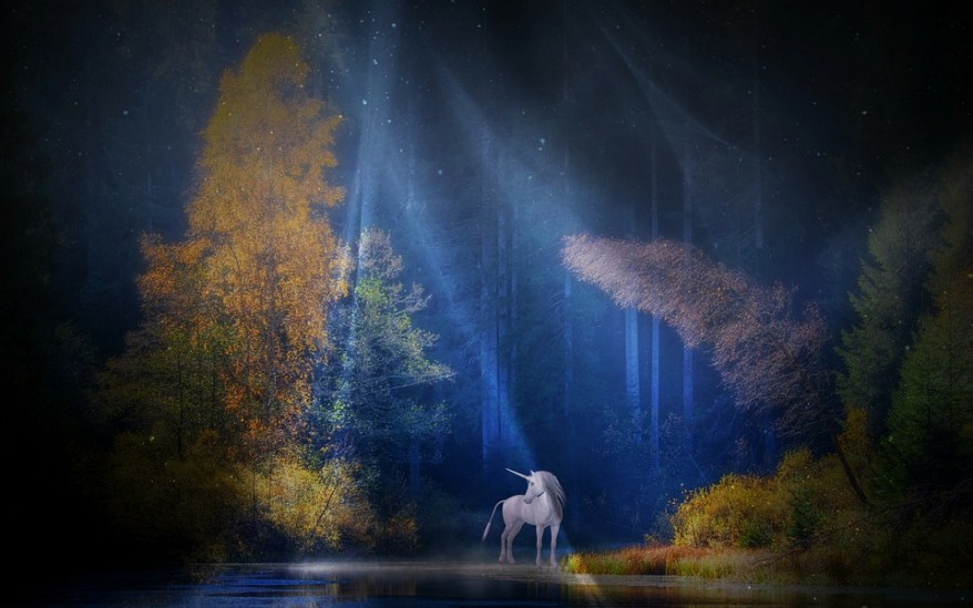 Unicorn, Fairy Tales, Mythical Creatures, Mystical