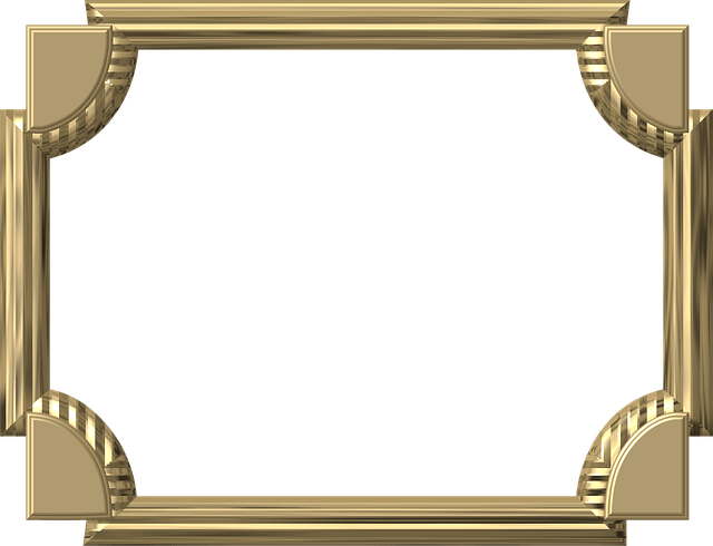 Frame Gold Bevel  Free image on Pixabay